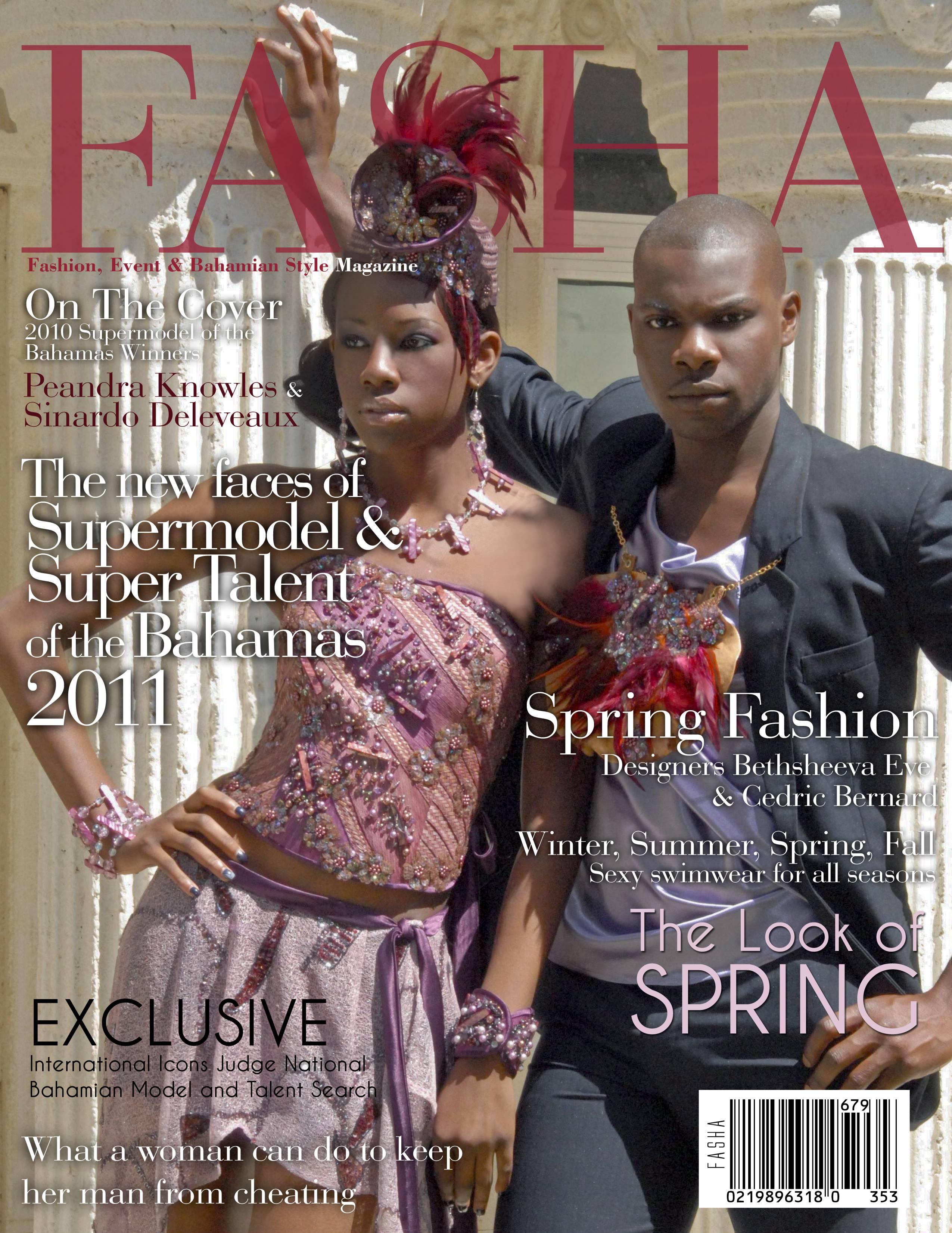 2010 Supermodel winners