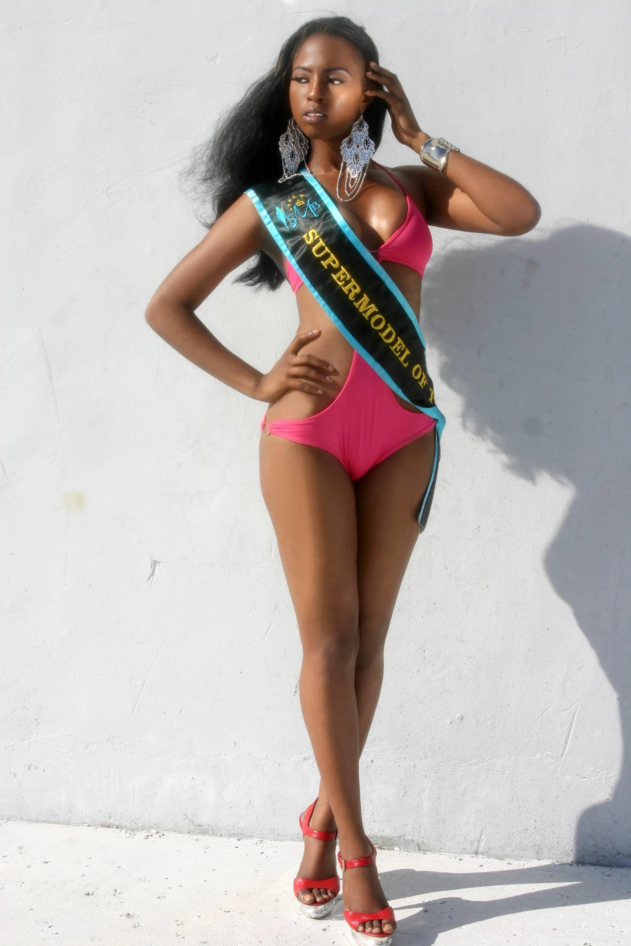 Supermodel 2012 Brittania Mitchell