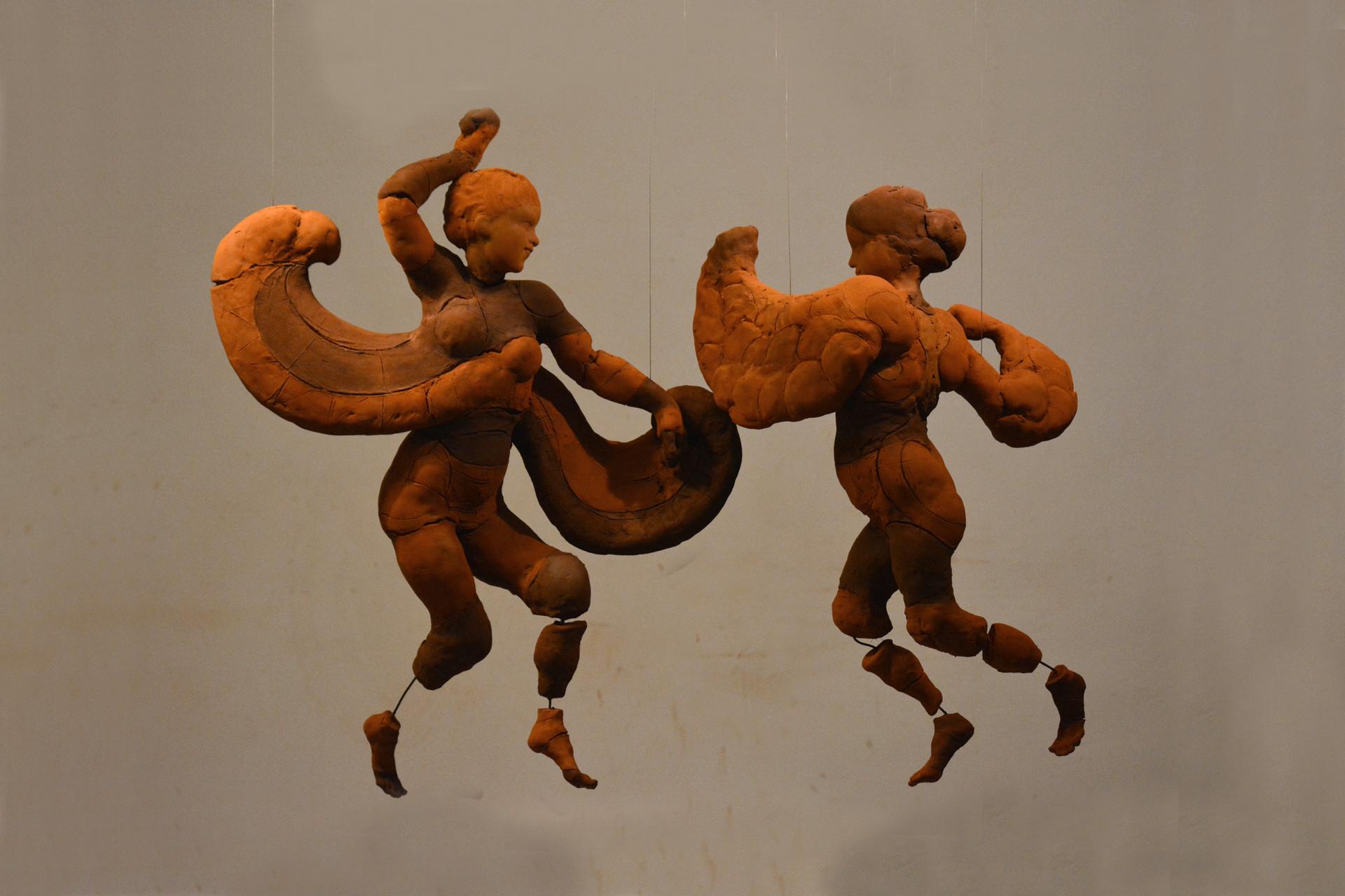 Danza alada