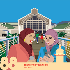 Connecting your Phone