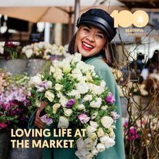 Loving Life at the Market