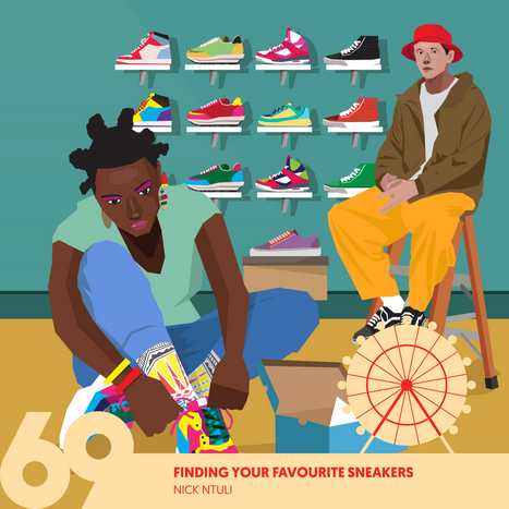 Finding your Favourite Sneakers