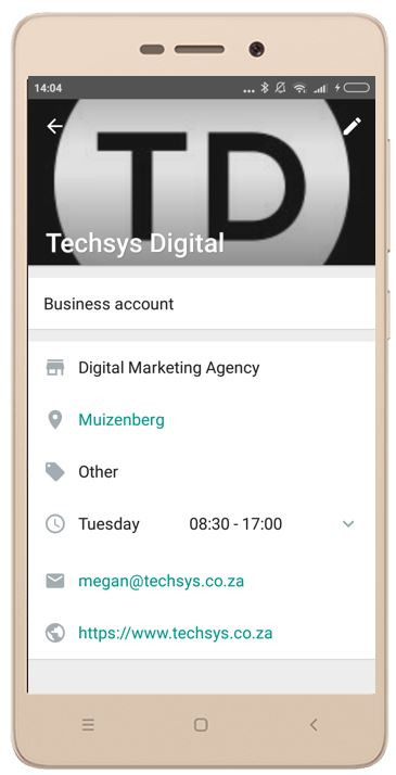 Whatsapp for Business - Business Settings