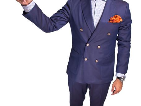 Lighting and suits, creating the white BG look with Sunny Gawri, Brampton Realtor
