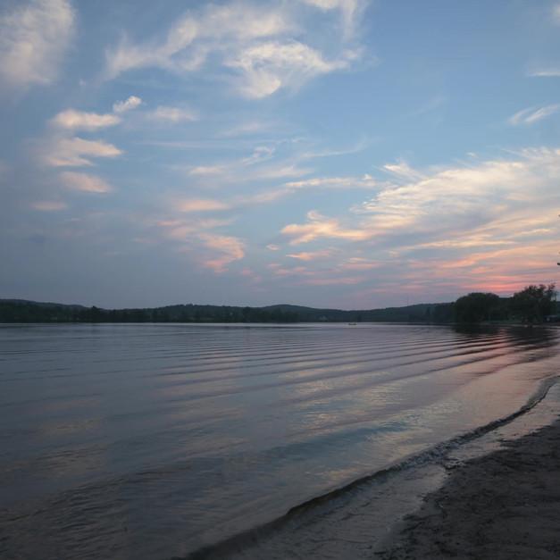 Timelapse sundet beach 4k.mp4