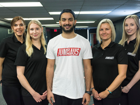 Get Fit with Jumphaus!
