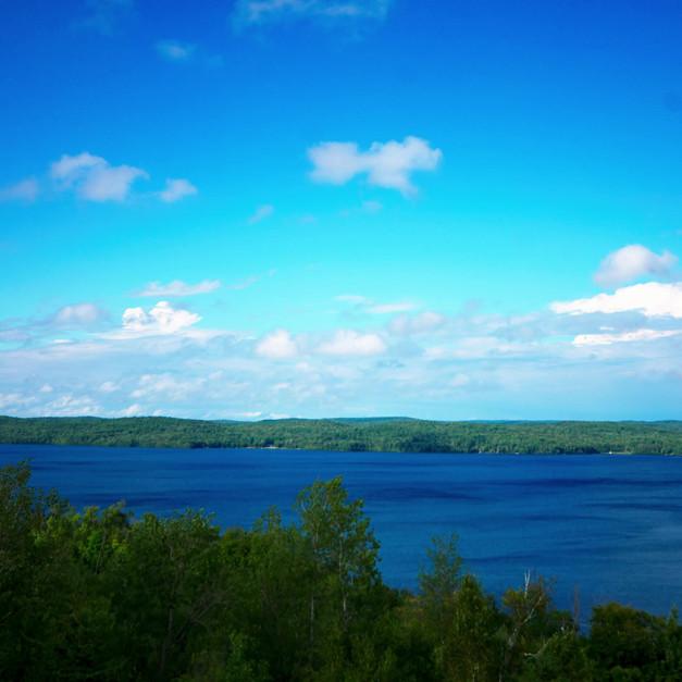 cliff lake madawaska.mp4
