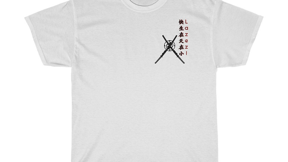 Cotten tee, (Japanese styled)