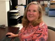 Meet Barb Nielsen, Vaccination Clerk