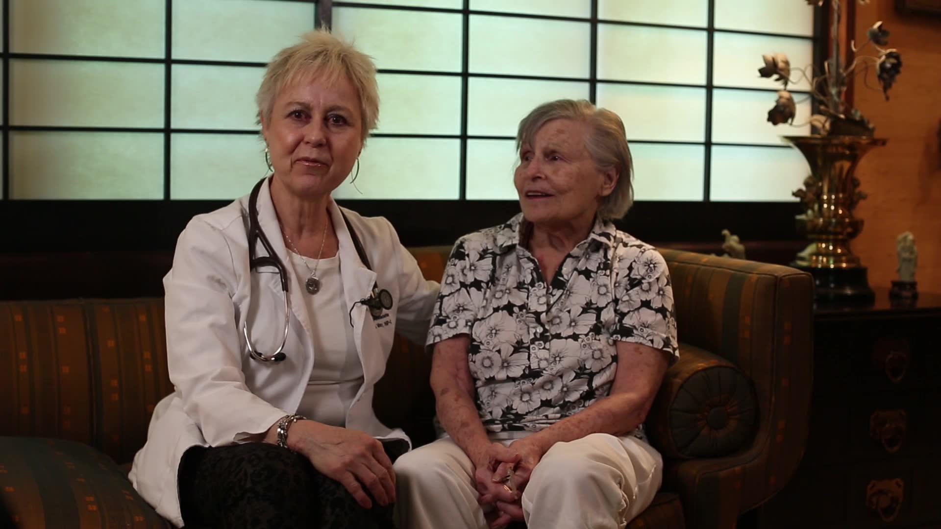 Hen's Story - VNA Advanced Illness Management Program
