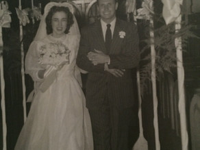 Jack and Dawn celebrate 70 years of marriage today. Here's their beautiful love story.
