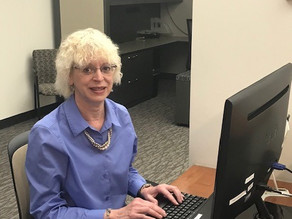 Meet Catherine Mack, Hospice Administration Support