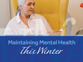 Caring for a Loved One's Mental Health During the Colder Months