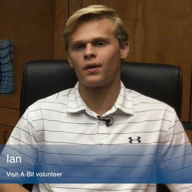 Young St. Louis Volunteers Share their Visit-A-Bit Experience