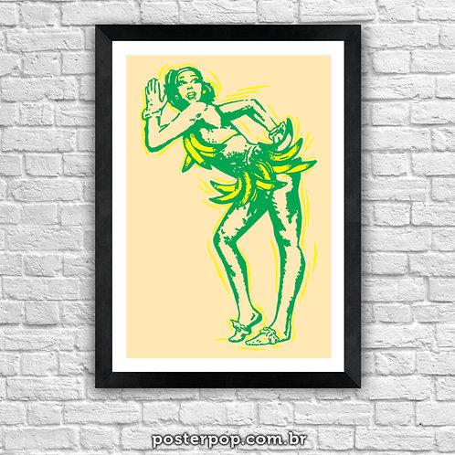 Poster Josephine Baker