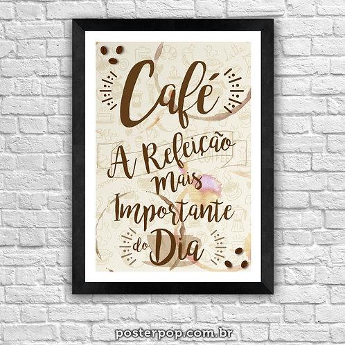 Café a Refeição Mais Importante do Dia
