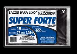Plastili Saco de Lixo em Super Forte 100L