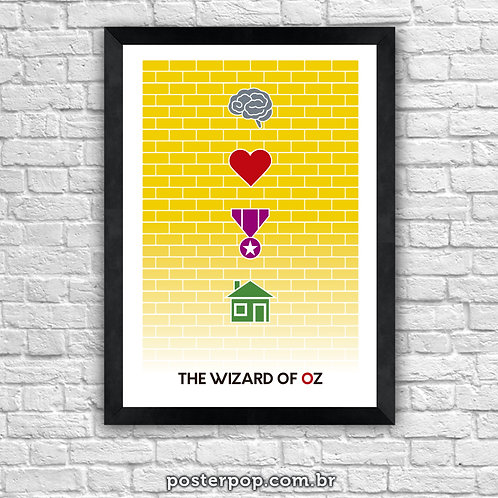 Poster - The Wizard Of Oz