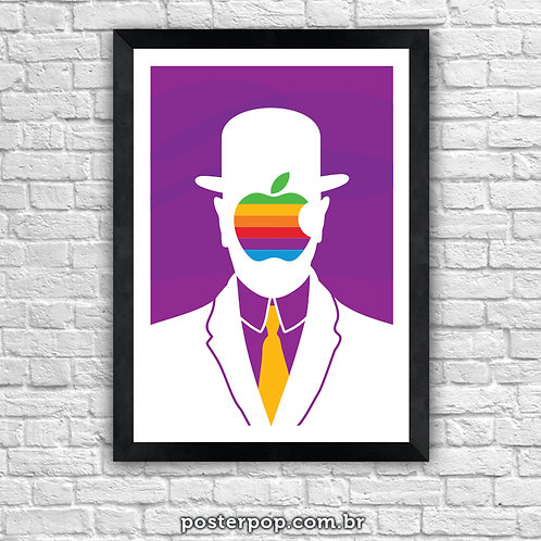 Poster  Poster Son of Apple Roxo