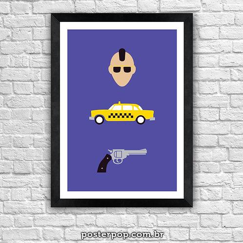 Poster Táxi Driver Trivia