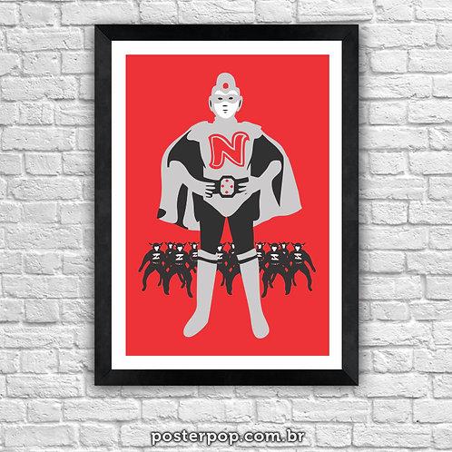 Poster National Kid VS Incas Venuzianos