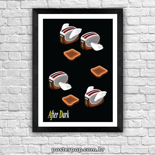 Poster After Dark - Torradeira Voadora