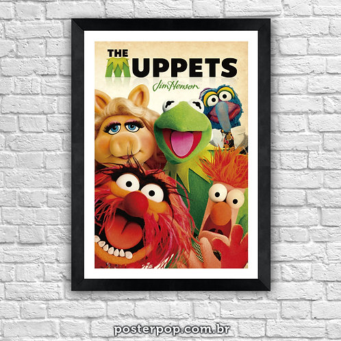 "Poster ""The Muppets - Jim Henson"""