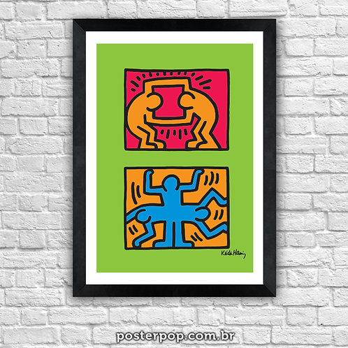 Poster Keith Haring