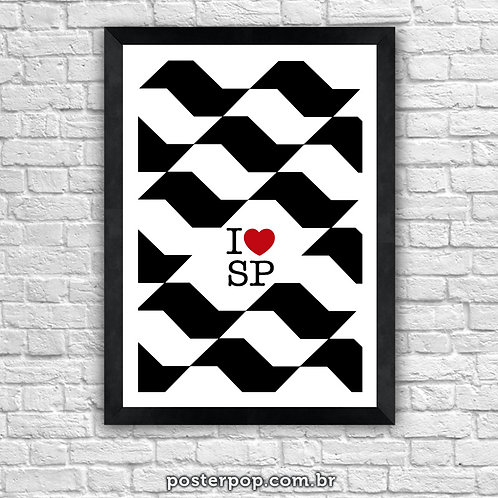 Poster I Love SP