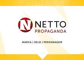 Apresentação Netto Propaganda - Personagens