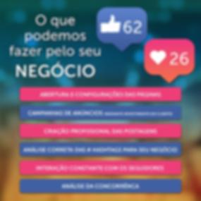 Netto Propaganda - Pacote de midias sociais