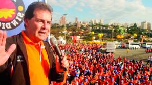 Deputado Paulinho apresenta recurso contra prejudicialidade de projeto sobre contribuição sindical