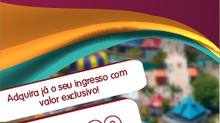 Desconto no Passaporte do Wet´n Wild