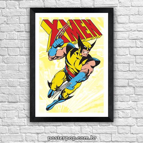 "Poster ""Volverine X-Men 1"""