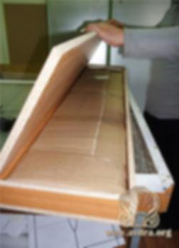 Жесткие ящики для транспортировки витражей