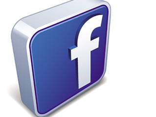 Agora, também no Facebook!