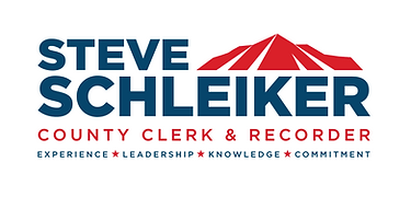 Steve Schleiker_Clerk-and-Recorder_LOGO FINAL.png