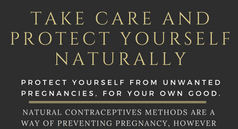 Take care and protect yourself naturally