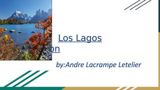 Los Lagos Region
