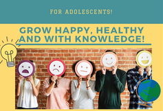 Grow happy, healthy and with knoledge