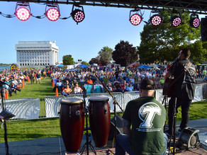 St. Clair River to rock in August for annual Rockin' The Rivers concert series at Kiefer Park