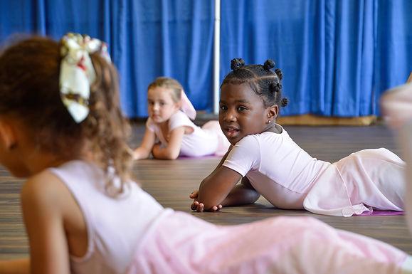 Ballet & Tap Combo Class
