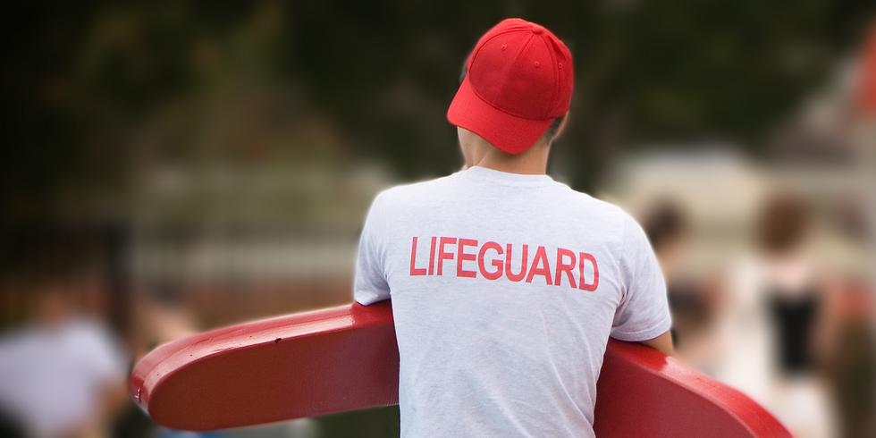 American Red Cross Lifeguard Class