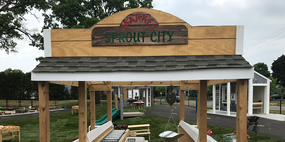 Sprout City is Open!