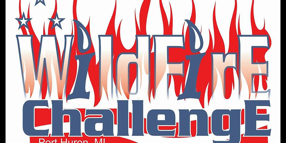 WildFire Challenge Gymnastics Invitational