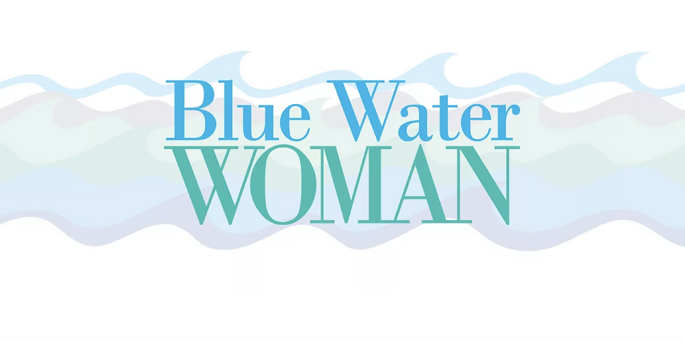Blue Water Woman Of The Year