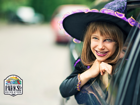 Annual Halloween Stroll takes drive-thru spin for 2020