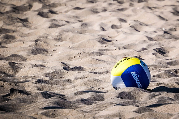 BEACH VOLLEYBALL CAMP