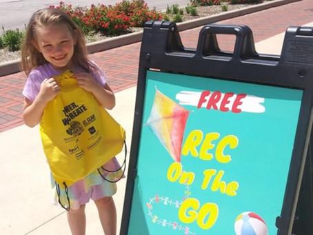 Free summer activities for children