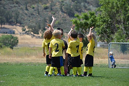 KICK STARTERS SOCCER CAMP